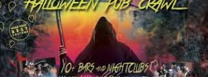 Denver Halloween Pub Crawl- 2019