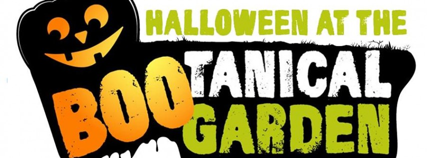 Halloween in the BOO-tanical Garden