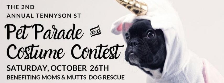 Second Annual Tennyson St. Pet Parade & Costume Contest