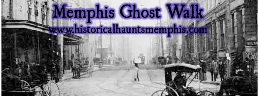 Memphis Ghost Walk