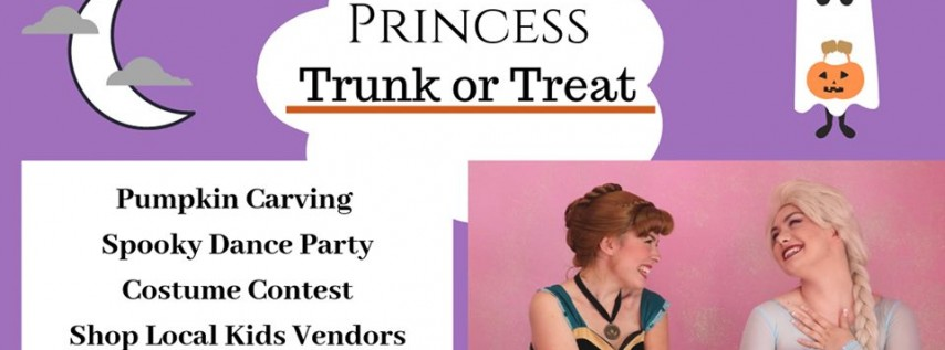 A Princess Trunk or Treat