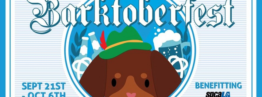 Barktoberfest at Rasselbock German Kitchen & Beer Garden