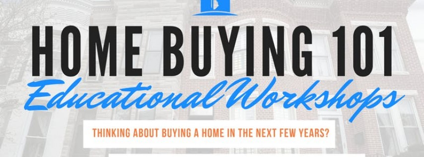 Home Buying 101 Seminar (Sept 28, 2019)