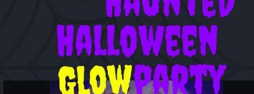 Haunted Halloween Glow Party @CROSSBAR Baltimore