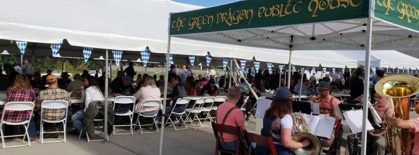 Bavarian Oktoberfest at The Green Dragon