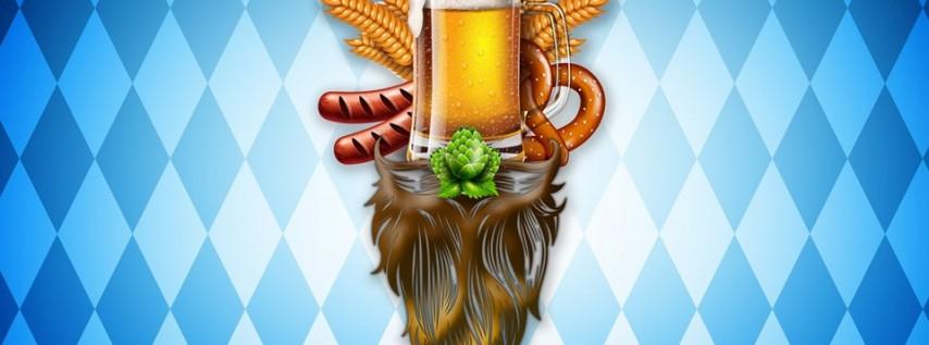 Bier & Beards – An Oktoberfest Celebration!