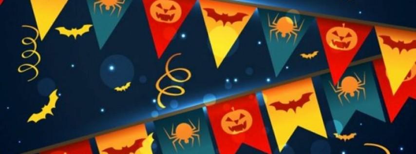 God's Closet Halloween Party