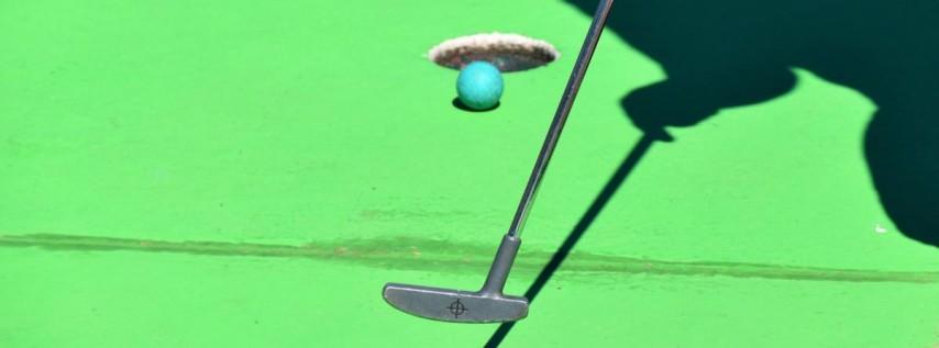 National Mini Golf Day at Peter Pan Mini Golf!