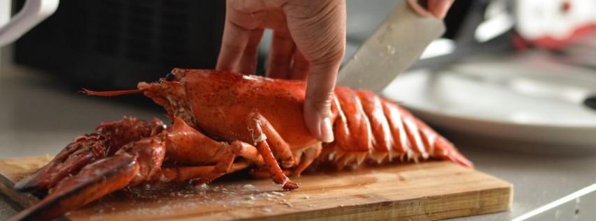 Garbo's Lobster Truck at UT Game on 9/21