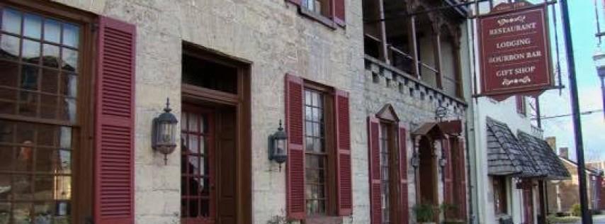Cotton Johnson Acoustic@ The Old Talbott Tavern