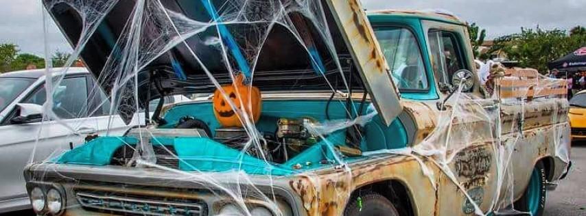 6th Annual Trunk or Treat Halloween Themed Cars & Coffee PB