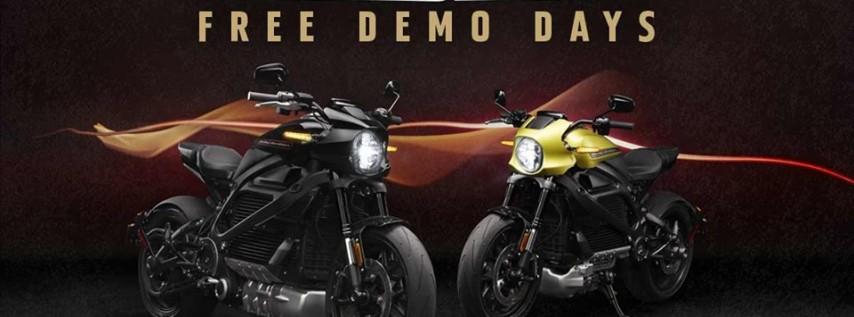 Harley LiveWire Demo Day (WPB)