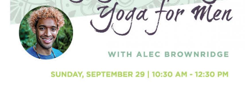 Yoga For Men Workshop