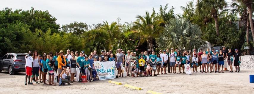 Gandy Beach Cleanup