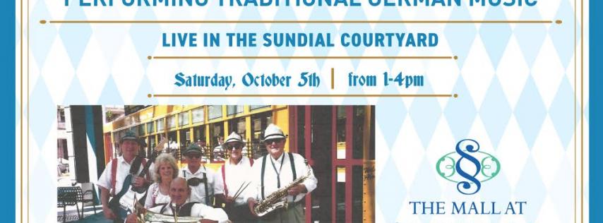 Oktoberfest at The Sundial!
