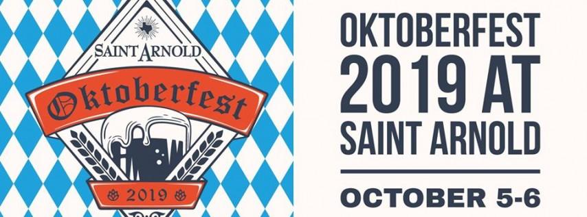 Oktoberfest 2019 at Saint Arnold