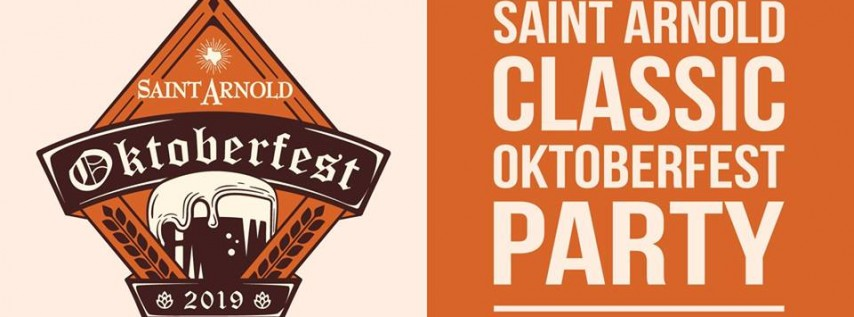 Saint Arnold Classic Oktoberfest Party