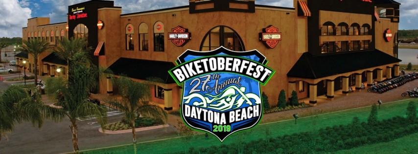 Biketoberfest 2019 at Bruce Rossmeyer's