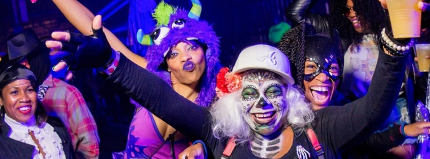 The Rum Punch Brunch: Scream - The Best Halloween Party.