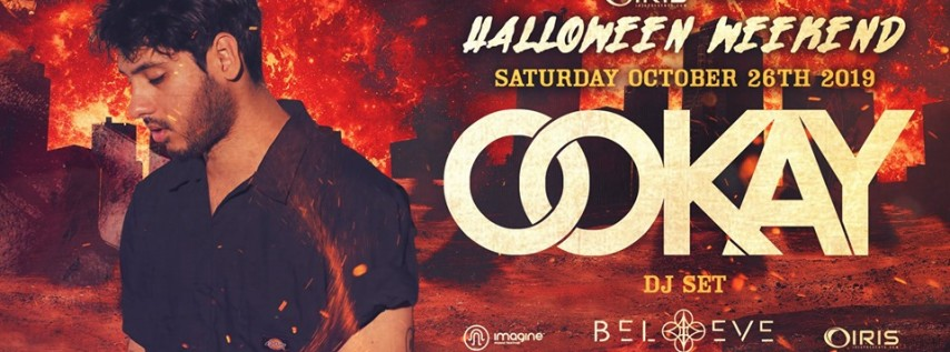 Ookay - Halloween Weekend! | IRIS ESP 101 | Saturday October 26