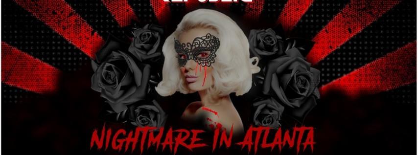 Nightmare in Atlanta IV - Halloween Party