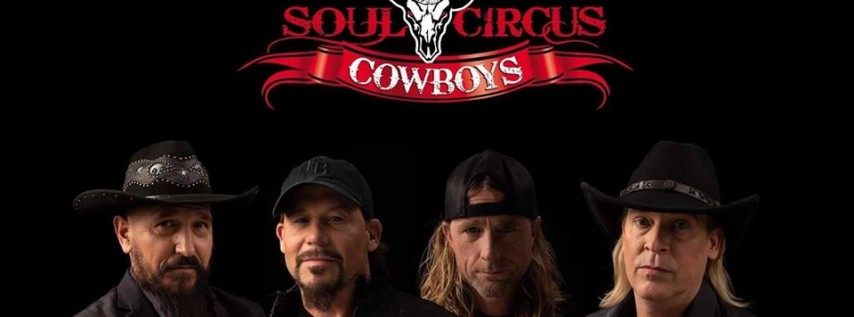 Soul Circus Cowboys on the Main Stage!