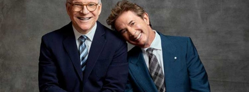 Steve Martin and Martin Short - Now You See Them, Soon You Won't