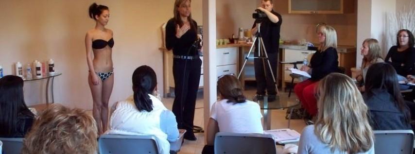 Atlanta Spray Tan Training Class - Hands-On Learning - September 29th