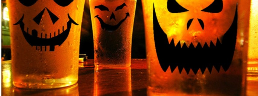 Pint and Brew Pumpkin Bash!