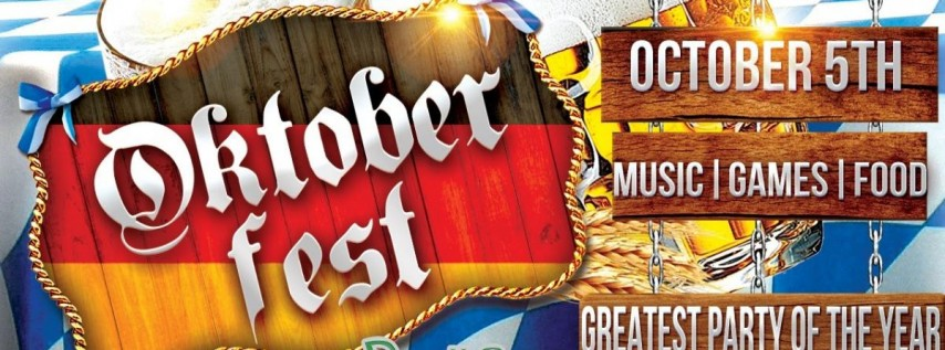 Oktoberfest at Bullfrog Oct. 5th