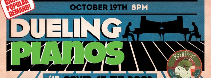 Dueling Pianos at Bullfrog