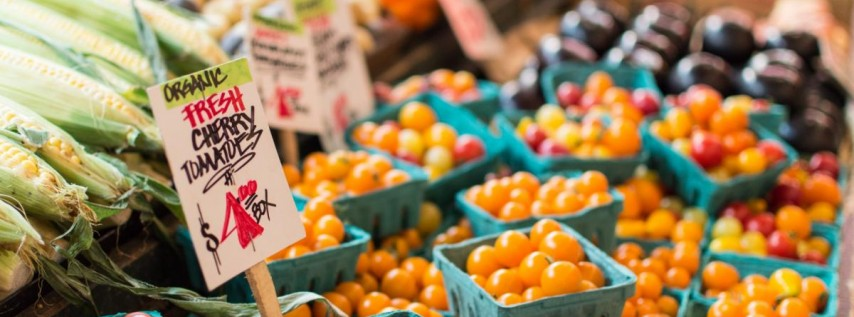 Sunday Farmers Market at Sweetwater Farm!