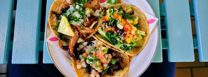 National Taco Day Eve at Fuzzy's Tacos!