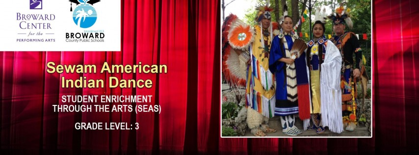 SEAS PLUS for Sewam American Indian Dance