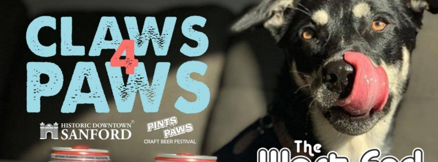 Pints n' Paws Presents Claws 4 Paws benefitting Animal Advocates