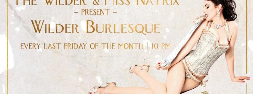 The Wilder Burlesque Show