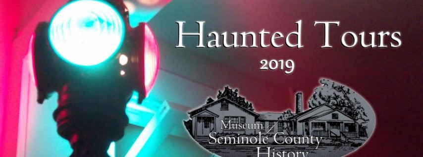 Haunted Tours In Sanford