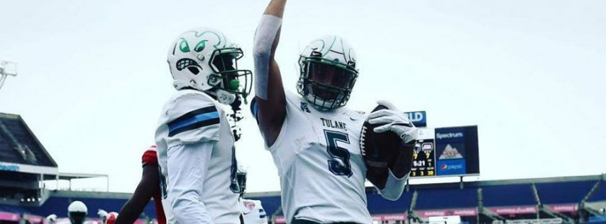 Connecticut Huskies at Tulane Green Wave - New Orleans