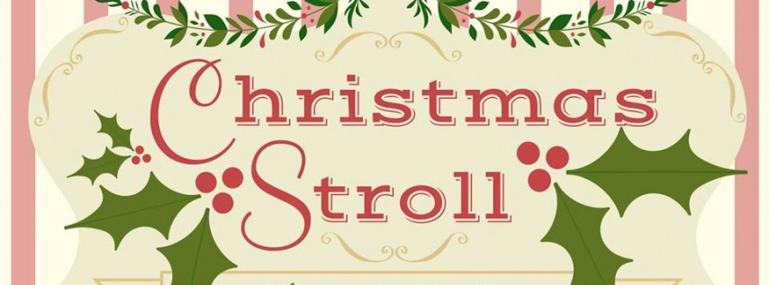 Christmas Stroll through the Past