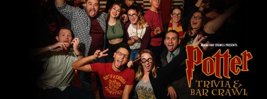 Potter Trivia & Bar Crawl in Miami