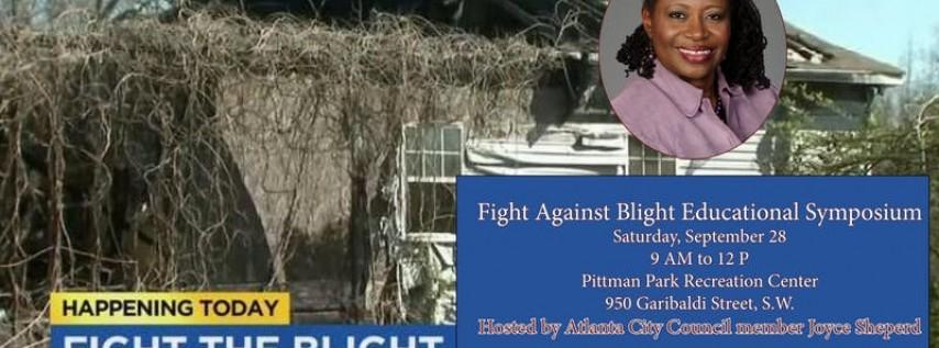 Fight Against Blight