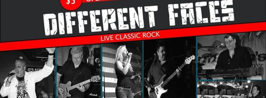 Different Faces - Live Classic Rock