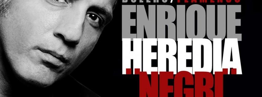 ENRIQUE HEREDIA 'NEGRI' / Bolero-Flamenco / CANTOS DE 2 ORILLAS