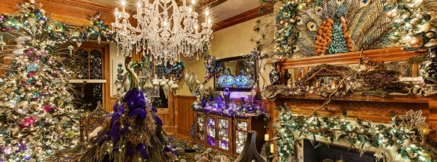 Christmas Spectacular Holiday Home Tours
