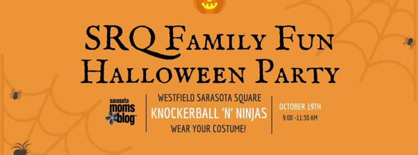 SRQ Family Fun Halloween Party