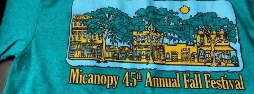 Micanopy's 45th Annual Fall Festival