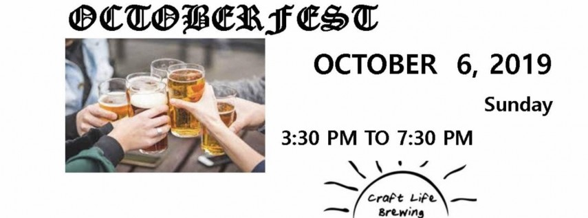 Octoberfest Party — Central Pasco Democrats