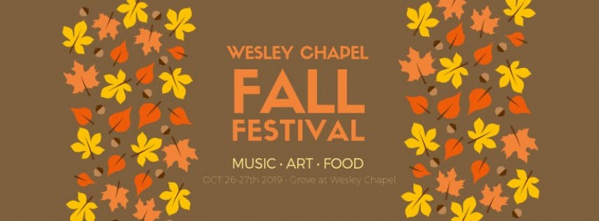 Annual Wesley Chapel Fall Festival 2019