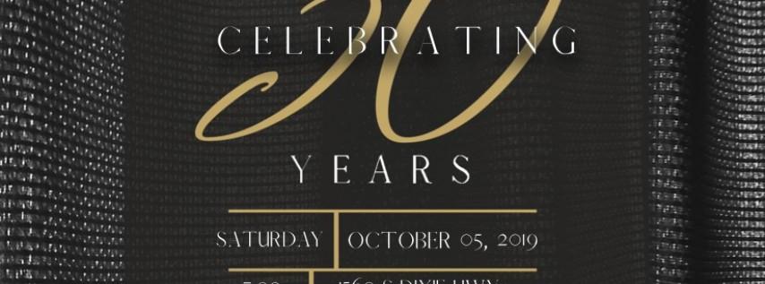 ASC 30th Anniversary Celebration Cocktail