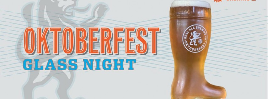 Oktoberfest Boot Night at Flying Saucer Addison